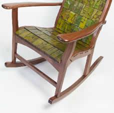 Alan Daigre Designs Beautiful Furniture For Real Living